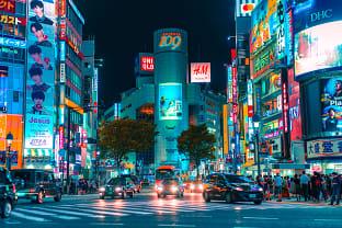 도쿄 시부야