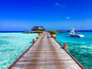 몰디브 말레 해안