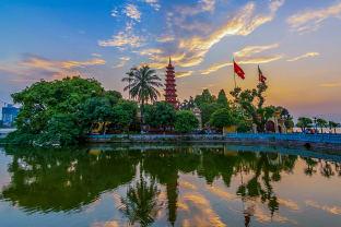 하노이 쩐꾸옥 사원