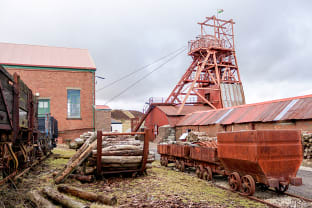 웨일즈 빅 핏 국립 석탄 박물관