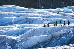 스카프타펠 빙하 트래킹 투어
