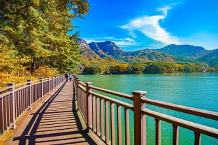 포천 산정 호수