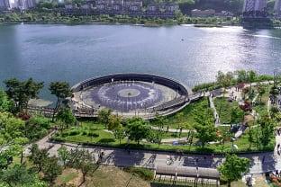 수원 광교호수공원