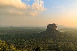 스리랑카 시기리야 바위 요새
