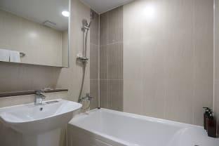소레스트 코너 스위트룸 욕실