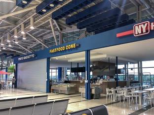 청주공항 편의시설