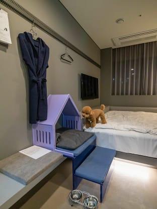 카푸치노 호텔 바크룸