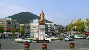 여수 이순신 광장