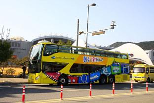 여수 2층 버스