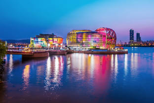 서울 세빛섬