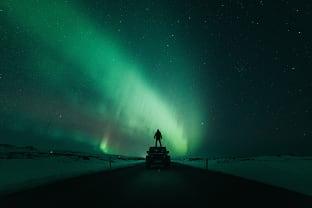 아이슬란드 오로라