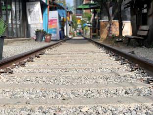 군산 철도거리