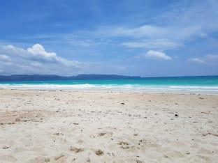 속초 해변