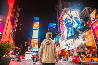 뉴욕 타임스 스퀘어