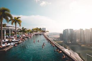 싱가포르 마리나 베이 샌즈 호텔