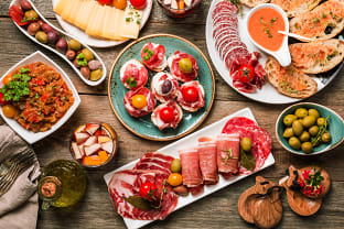 스페인 요리