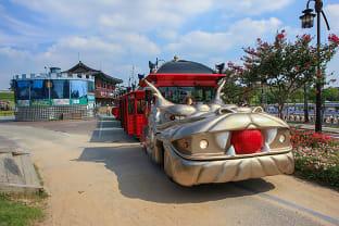 수원 화성어차:사진제공(김지호)-한국관광공사