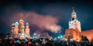 러시아 연말