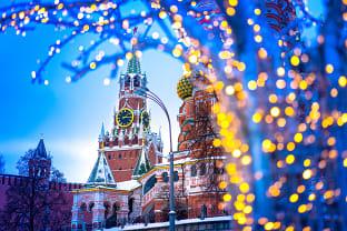 모스크바 바실리 성당