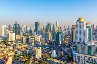 방콕 시암