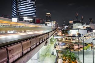 방콕 BTS