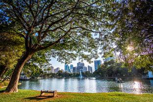 방콕 룸피니 공원