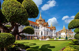 태국 방콕 왕궁