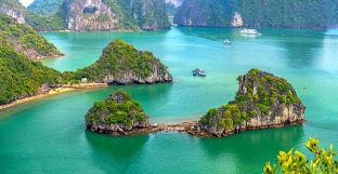 하롱베이 티톱섬