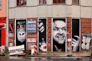 베를린 벽화
