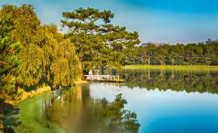 달랏 수언흐엉 호수