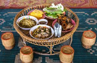 라오스 전통음식