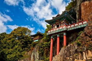 구례 사성암:사진제공(박용운)-한국관광공사