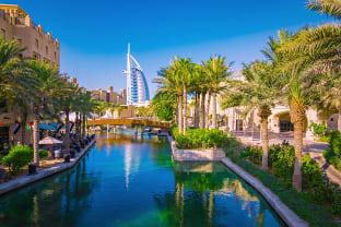 두바이 팜 주메이라