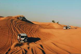 두바이 사막 투어