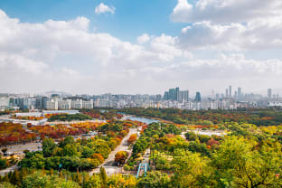 서울 도심 속 자연