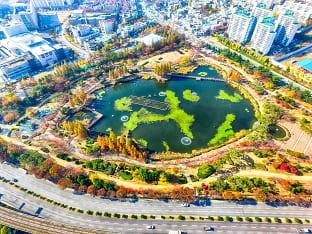 김해 연지 공원