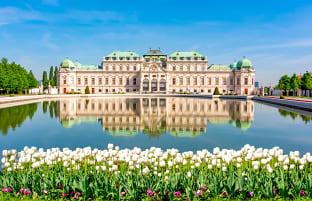 빈 벨베데레 궁전