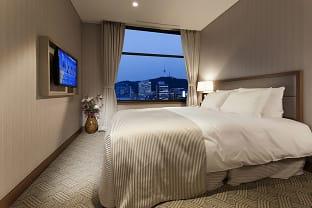 스타즈 호텔 명동 헐리우드 더블룸