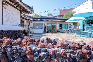 울산 간절바당 카페