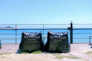 호피폴라 카페 빈백