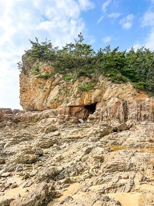 태안 해식동굴