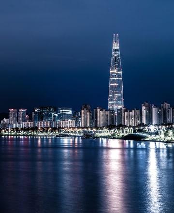 이 밤의 끝을 잡고, 서울 야경을 찾아서