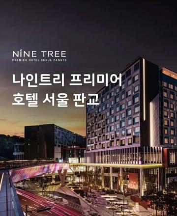 나인트리 프리미어 호텔 서울 판교