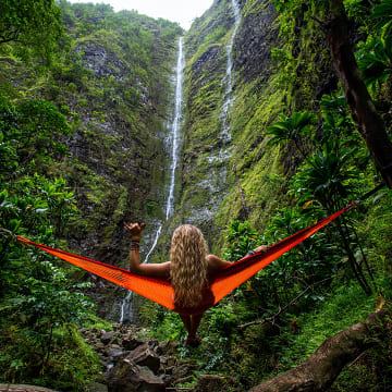로맨틱한 하와이의 반전