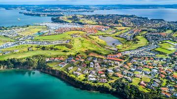 뉴질랜드 대자연은 총천연색