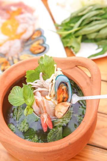 태국식 샤부샤부, 수끼