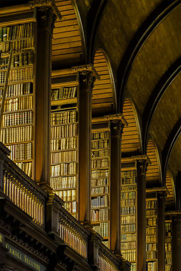 도서관을 만드는 자, 세계를 제패하다