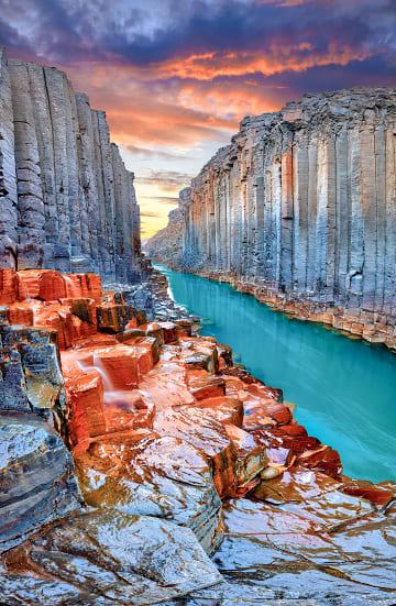 당신이 누릴 마지막 자연 아이슬란드 하이랜드