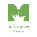 Milk Money logo via https://www.milkmoneyvt.com
