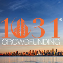 1031 Crowdfunding logo via https://www.1031crowdfunding.com